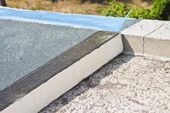 Aislar e impermeabilizar el techo
