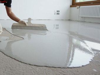 Autonivelantes. La preparación de suelos para recibir resinas epoxi