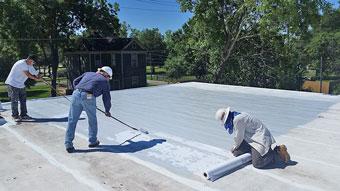 Comprar una casa con techo plano