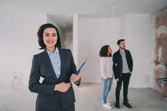 Comprar una vivienda y evitar al agente inmobiliario