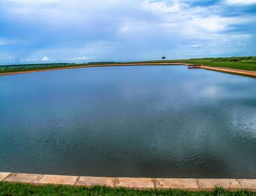Controlar las filtraciones en las balsas de agua para la agricultura