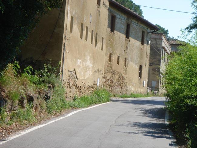 El aire acondicionado y la calefacción en tiempos pasados. La Toscana