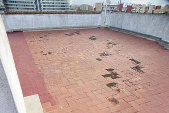 El problema de las azoteas y tejados planos