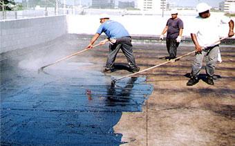 Elegir el impermeabilizante de asfalto en caliente