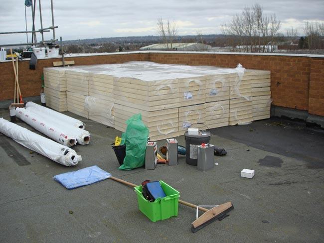 Elegir un techo invertido: la alternativa a cubierta tradicional