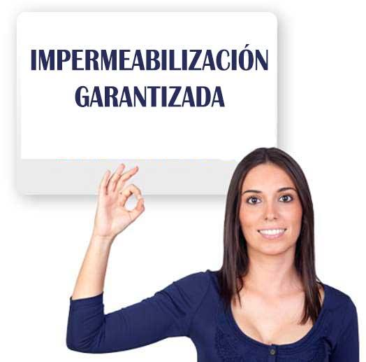 Garantías en trabajos de impermeabilización