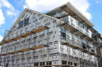 Gestionar la humedad en la construcción en seco