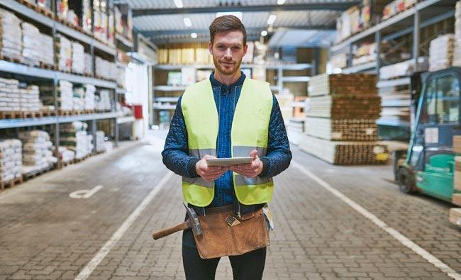 Gestionar los materiales de construcción. Un problema común