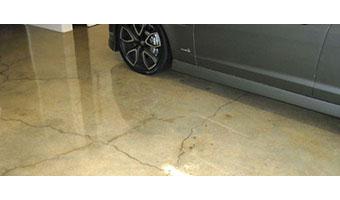 Grietas en el suelo: reparar el hormigón del suelo del garaje