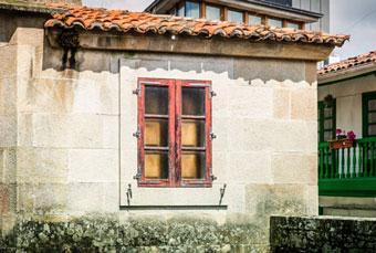 humedad superficial en las fachadas