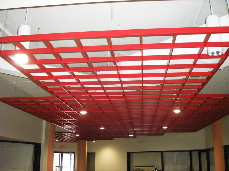 Diseño para bajar la altura del techo