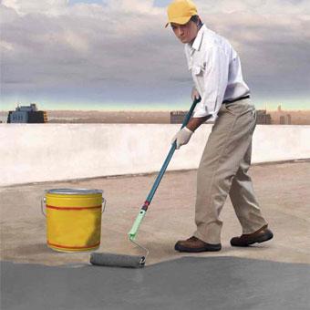 Impermeabilización de superficie: sin quitar el suelo del terrado
