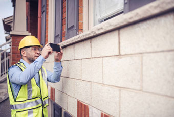 inspección del seguro