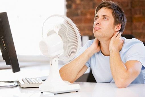 La casa no tiene aislamiento térmico