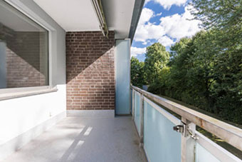 La impermeabilizacion del balcon y el seguro