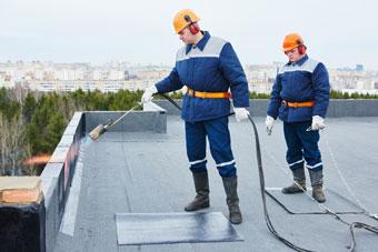 Mantenimiento del techo