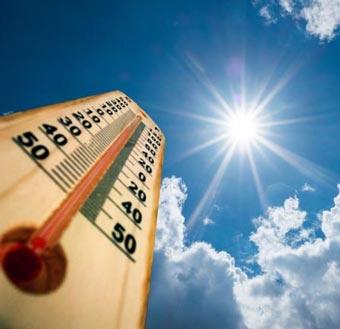 Ola de calor y aislamiento termico