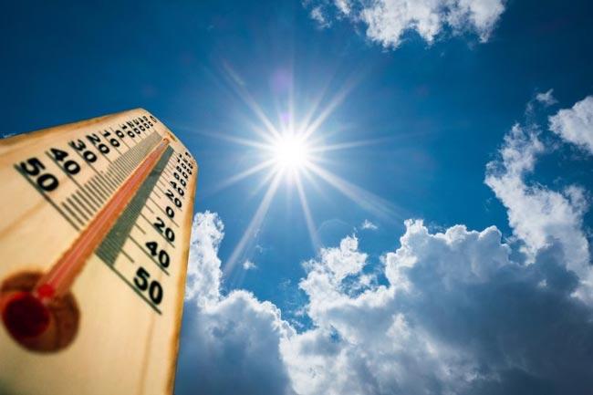 Ola de calor y aislamiento térmico