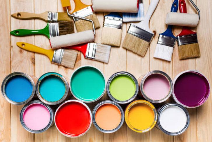 Usar pinturas para interiores transpirables