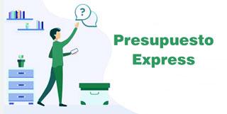 Presupuesto online express