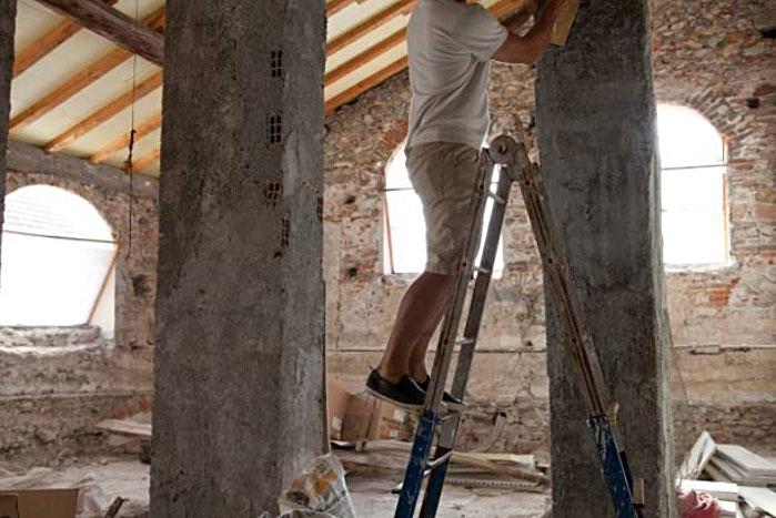 Problemas de las casas antiguas