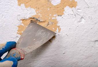 Remover la pintura