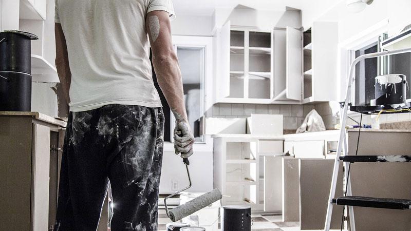 Renovación de la vivienda