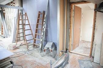Renovación y remodelación
