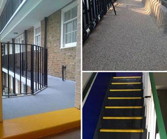 Solución impermeable para los balcones y sin quitar el suelo