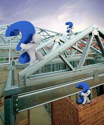 Steel framing: las preguntas y respuestas
