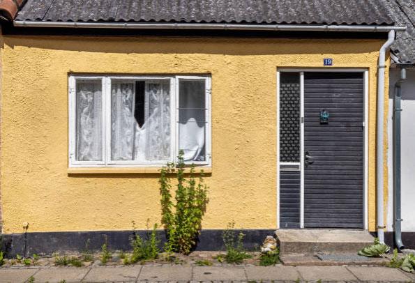Casa en mal estado