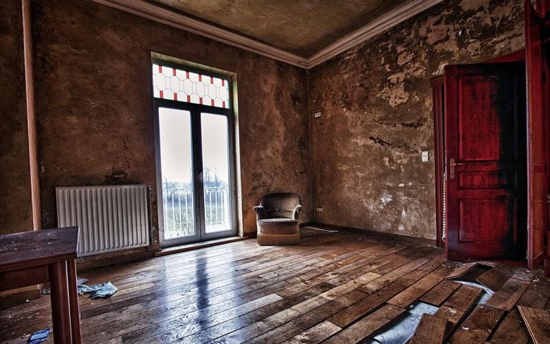 Una casa vacía