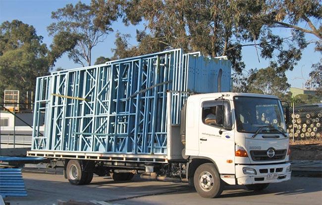 Construcción en seco modular y en taller