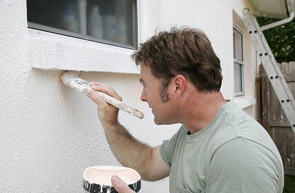 Protección impermeabilizante de los muros exteriores
