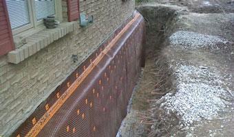 Impermeabilización de soterrados